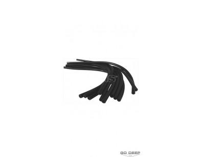Gumy silikonowe do skrzydeł (12 sztuk)