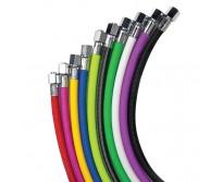150 cm, UNF 3/8 Wąż Miflex high-flexible LP DO AUTOMATU,