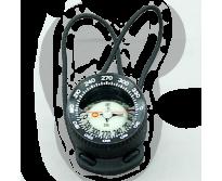Kompas BTS z gumką na nadgarstek