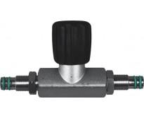 Izotalor do manifoldu do butli 80cf (średnica 186mm) do 300 bar