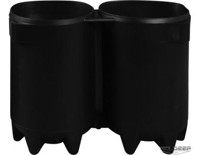Podwójne stopy do butli 5,7 i 8,5 l (średnica 140mm)