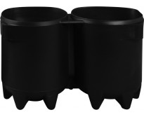 Podwójne dtopy do butli 8, 10 i 12l (średnica 171mm)