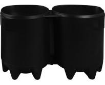 Podwójne stopy do butli  10 i 12l (średnica 171mm)